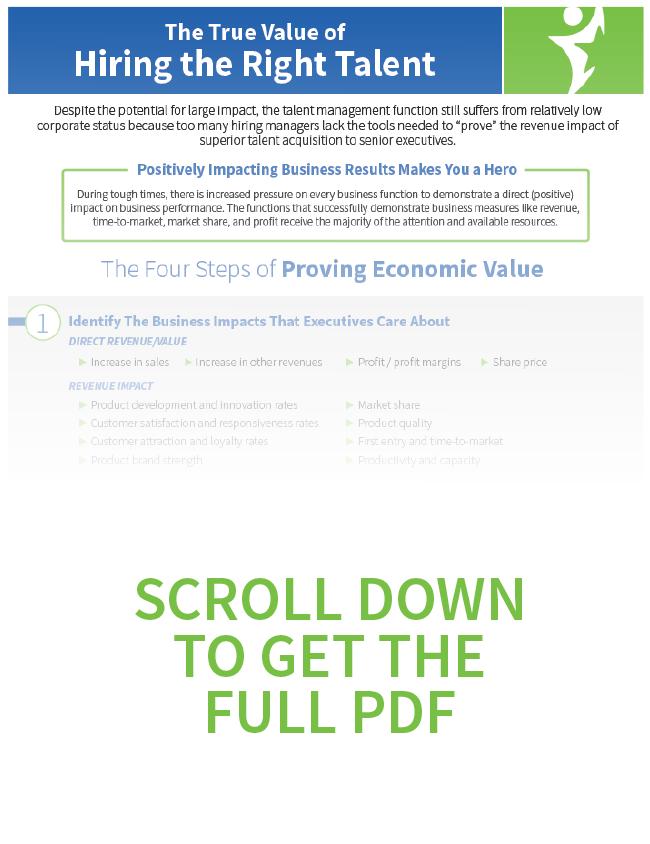 True Value PDF
